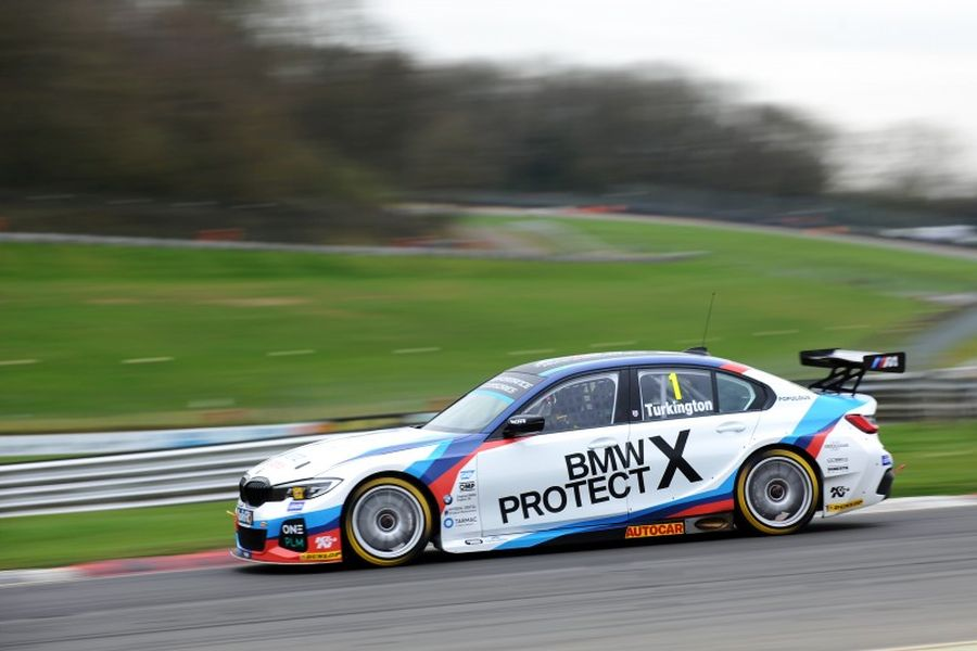 Colin Turkington, 2019 BTCC, BMW 330i M Sport