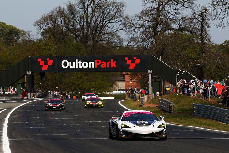 British GT Championship, Oulton Park