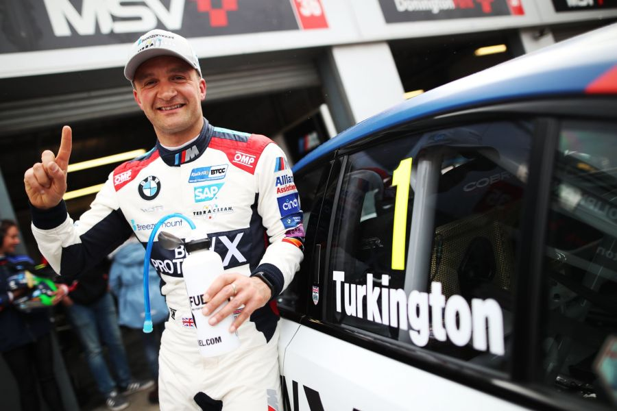 Colin Turkington BTCC Donington