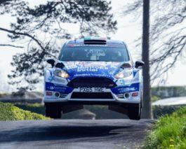 European rally weekend: Victories for Craig Breen, Yoann Bonato