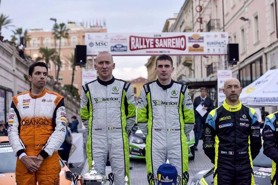 Craig Breen, Paul Magle, Rallye Sanremo