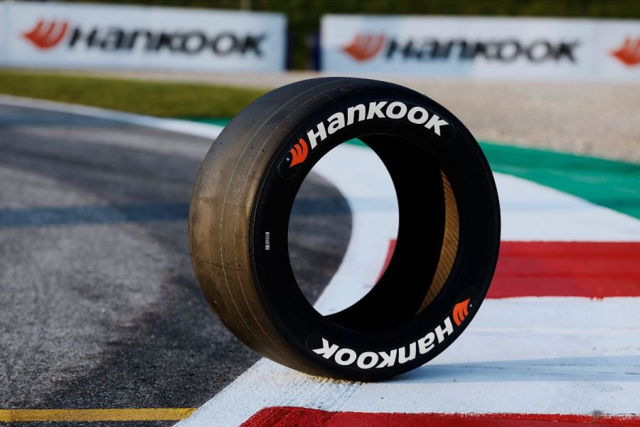 Hankook is the official tyre partner of DTM