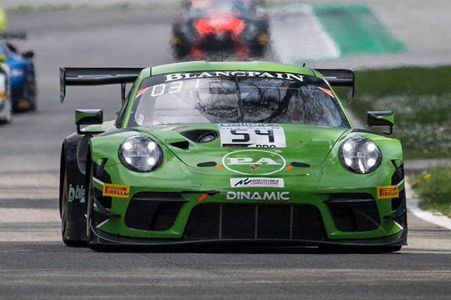 Dinamic Motorsport, Porsche 911 Gt3 R
