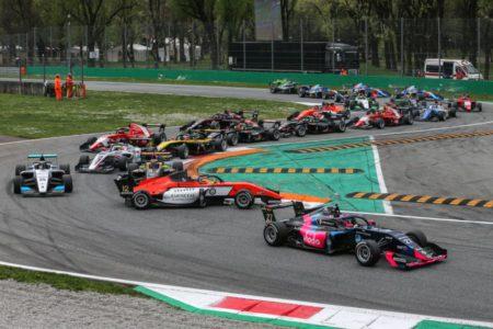 2019 Formula Renault Eurocup Monza