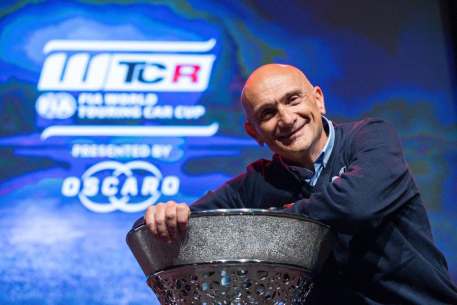 Gabriele Tarquini is the defending WTCR champion