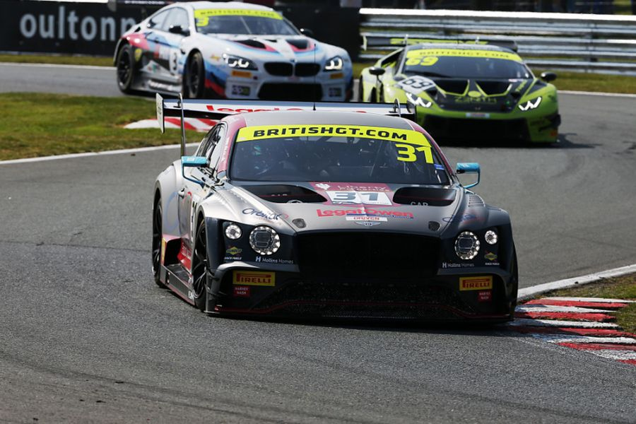 JRM Racing's #31 Bentley Continental GT3