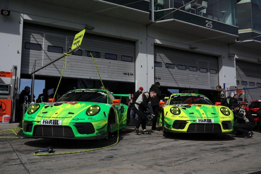 Manthey Racing Porsche