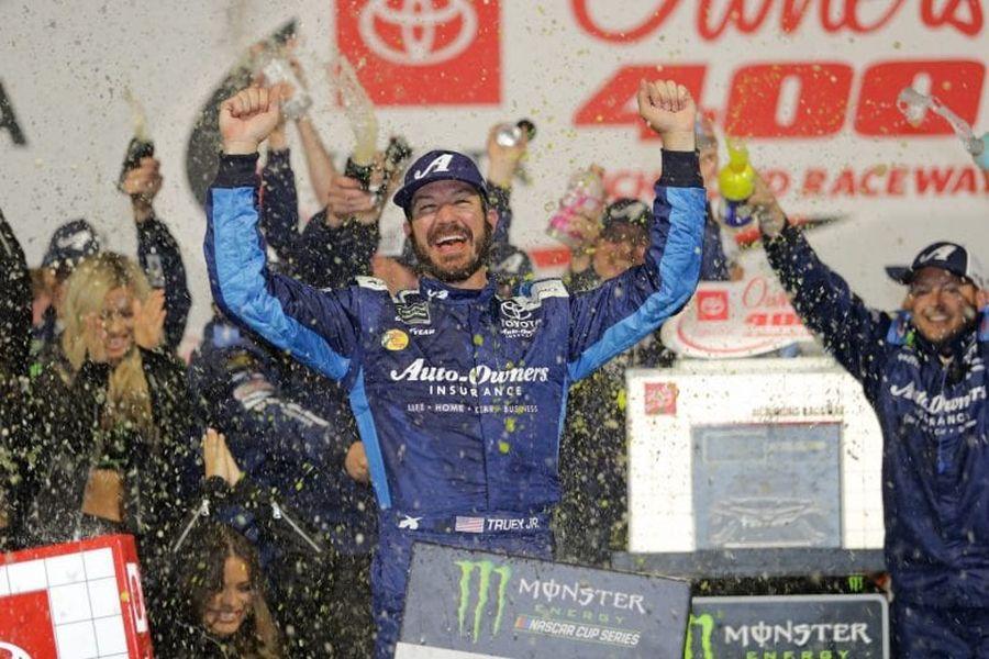 Martin Truex Jr., Richmond Raceway