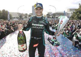 Mitch Evans Rome ePrix