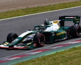 Super Formula: Nick Cassidy wins in stop-and-go race at Suzuka