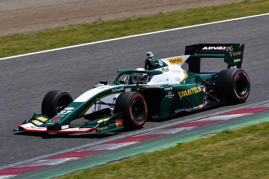 Nick Cassidy, Super Formula, Toyota