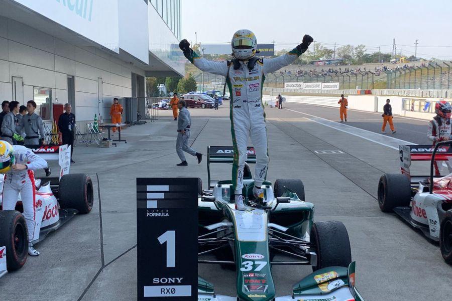 Nick Cassidy, Team Tom's Super Formula Suzuka