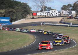 Tasmania SuperSprint, Symmons Plains Raceway