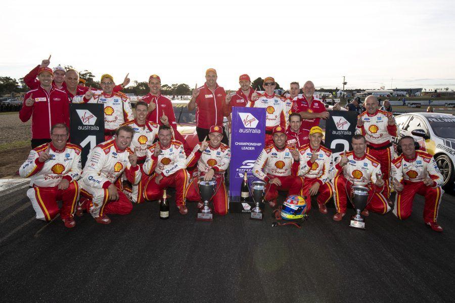 Supercars Tasmania R1 DJR Team Penske