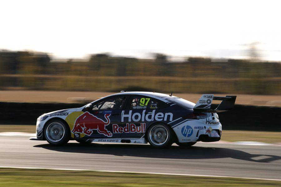 Supercars Tasmania Shane van Gisbergen Holden