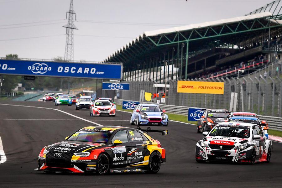 TCR Europe Hungaroring Magnus