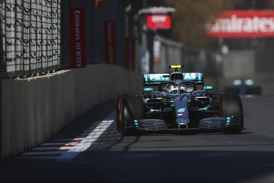 Valtteri Bottas Azerbaijan Grand Prix