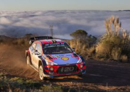 WRC Rally Argentina, Thierry Neuville, Hyundai