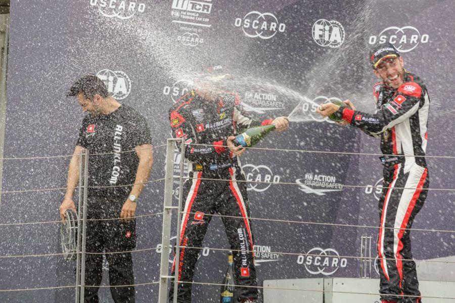 WTCR, Nestor Girolami and Esteban Guerrieri