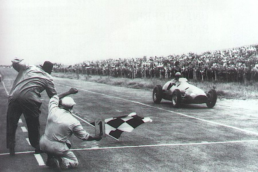 Alberto Ascari triumphed at 1952 Dutch Grand Prix