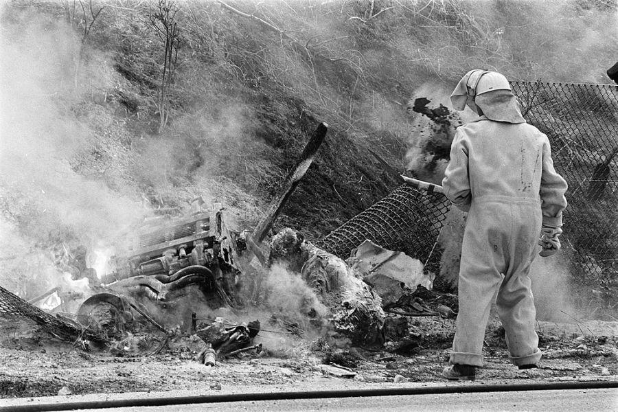 1970 Dutch Grand Prix Piers Courage death
