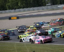 ADAC GT Masters: Victories for Audi and Corvette in a visit to Most
