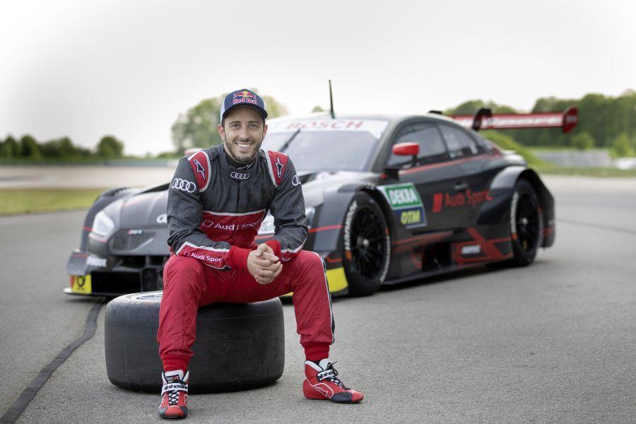 Andrea Dovizioso, DTM Audi