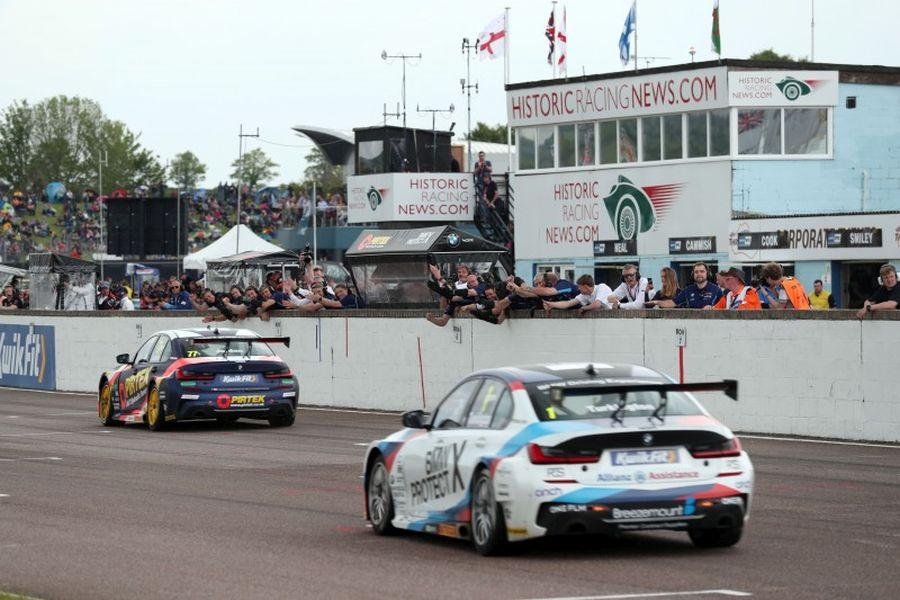 British Touring Car Championship Thruxton