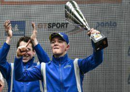 Billy Monger Pau Grand Prix