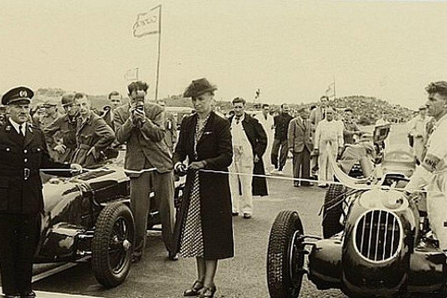 Circuit Zandvoort was opened in 1948