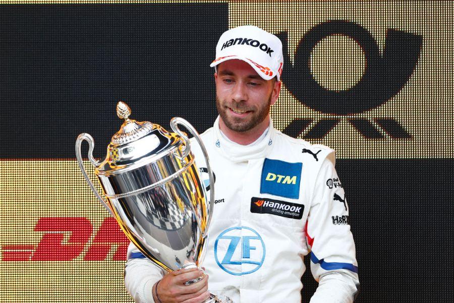 DTM Zolder Philipp Eng winner