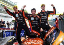 ELMS Monza G-Drive Racing
