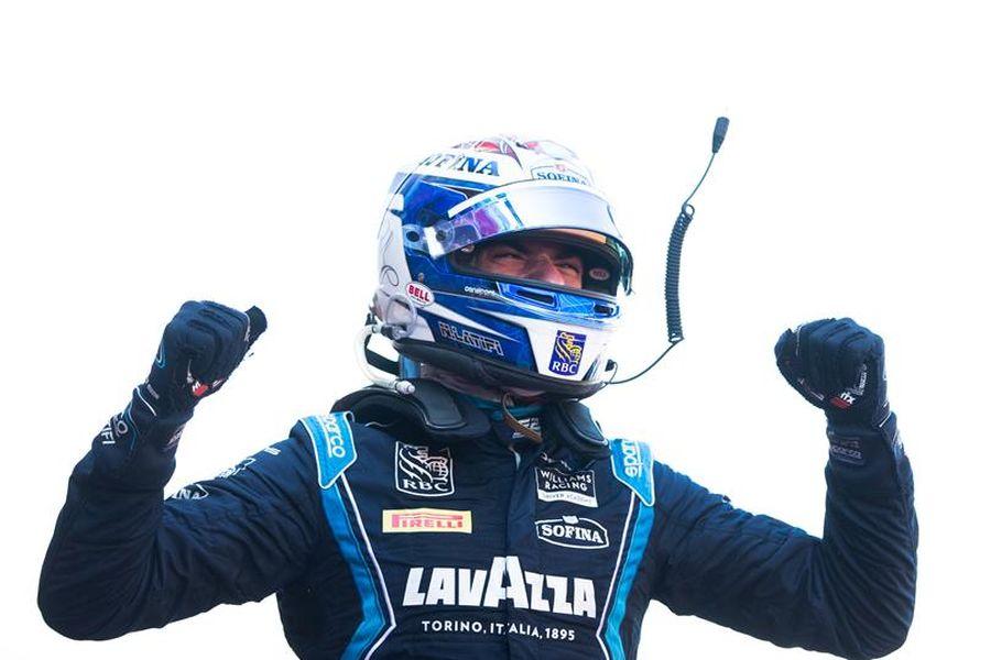 Formula 2 Championship, Barcelona, Nicholas Latifi