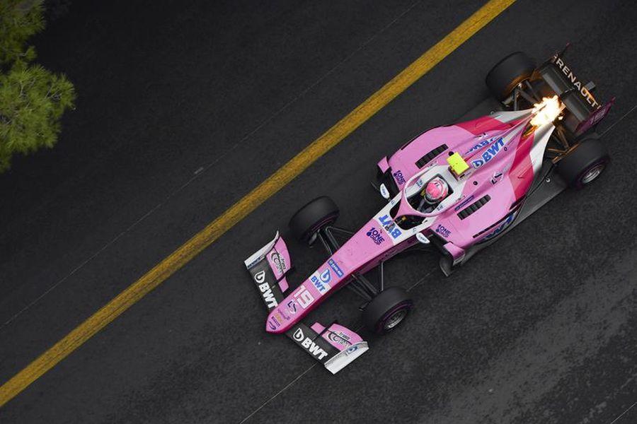 F2 Monaco Anthoine Hubert