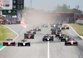 FIA Formula 3 Championship, Barcelona
