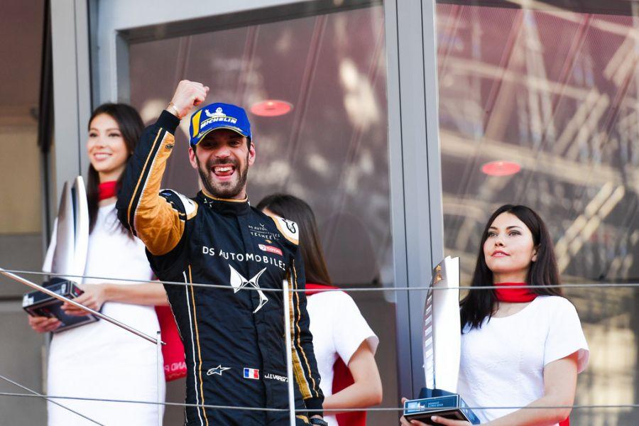 Formula E, Monaco ePrix, Jean-Eric Vergne