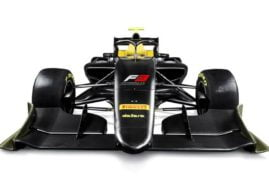 FIA F3 Championship car