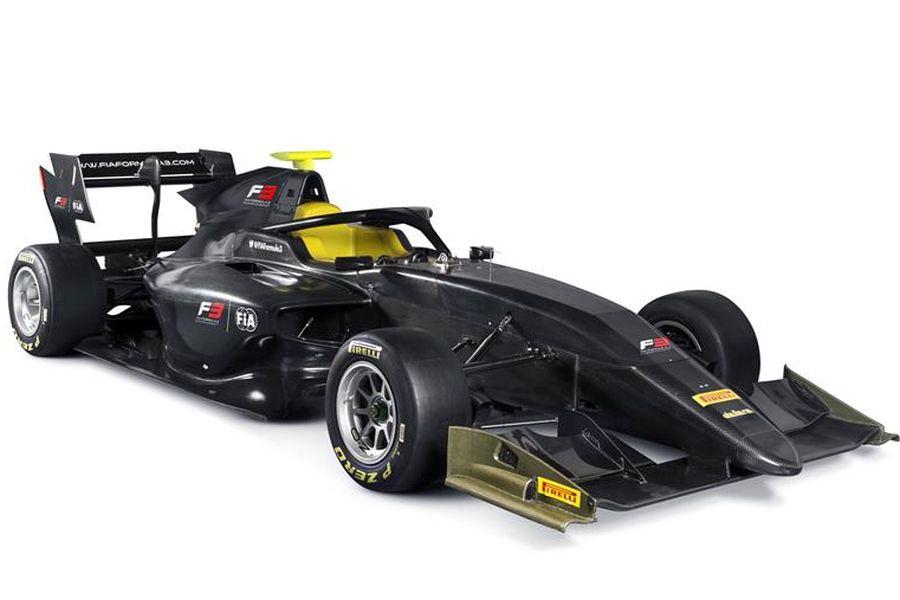 Dallara F3 2019 chassis