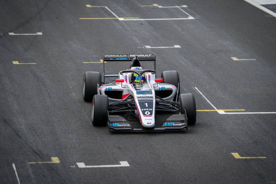 Formula Renault Eurocup Silverstone, Oscar Piastri
