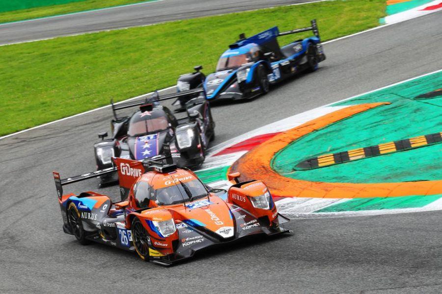 G-Drive Racing Aurus ELMS
