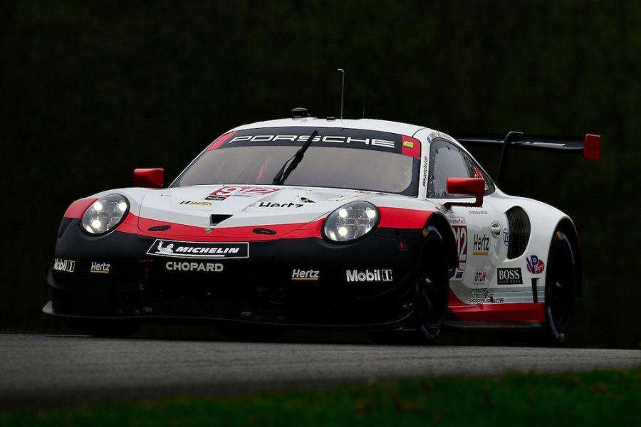 IMSA MidOhio Porsche