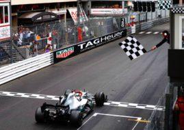 Monaco Grand Prix Lewis Hamilton