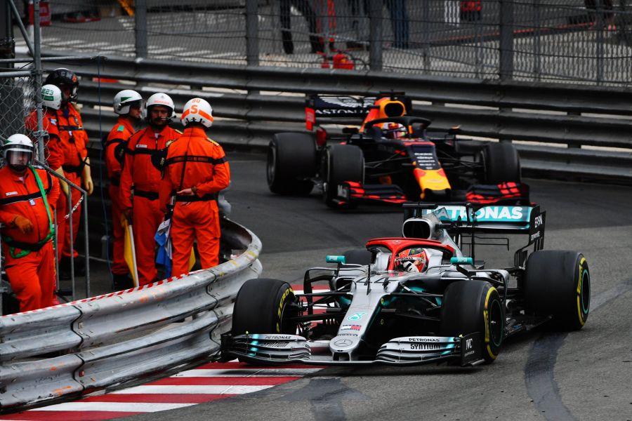 Monaco Grand Prix Lewis Hamilton Max Verstappen