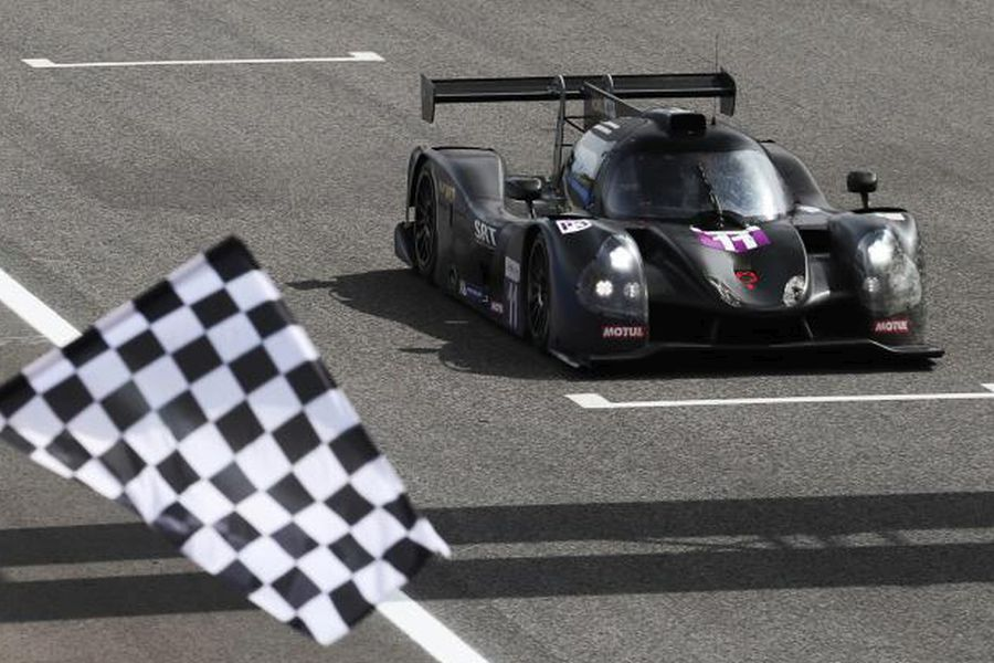 Eurointernational took the LMP3 class victory at Monza