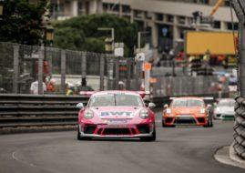 Porsche Supercup Monaco, Michael Ammermuller