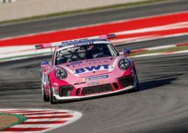 Porsche Supercup Barcelona Julien Andlauer