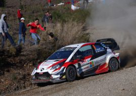 FIA World Rally Championship 2019 / Round 06 / Rally Chile Ott Tanak