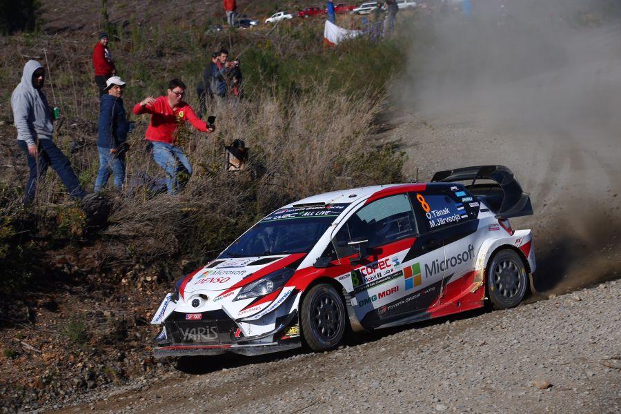 FIA World Rally Championship 2019 / Round 06 / Rally Chile Ott Tanak