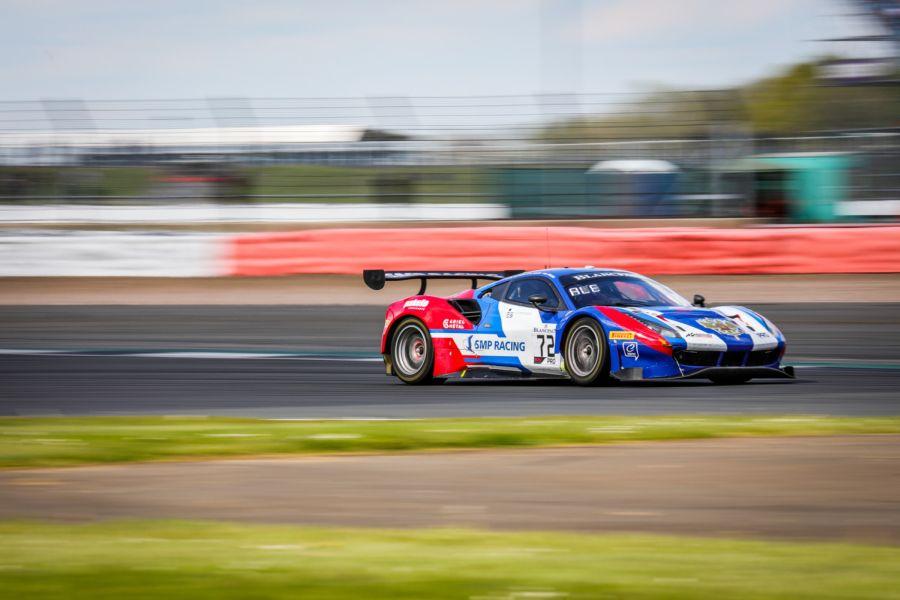 Blancpain GT Series, Silverstone, SMP Racing,Ferrari 488 GT3