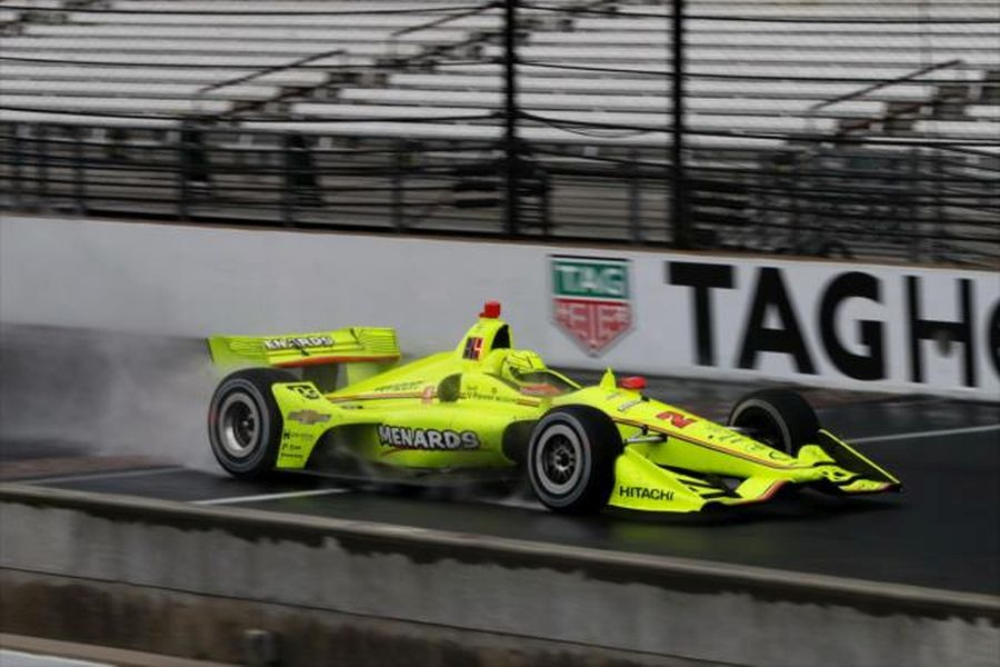 Simon Pagenaud 22Chevrolet